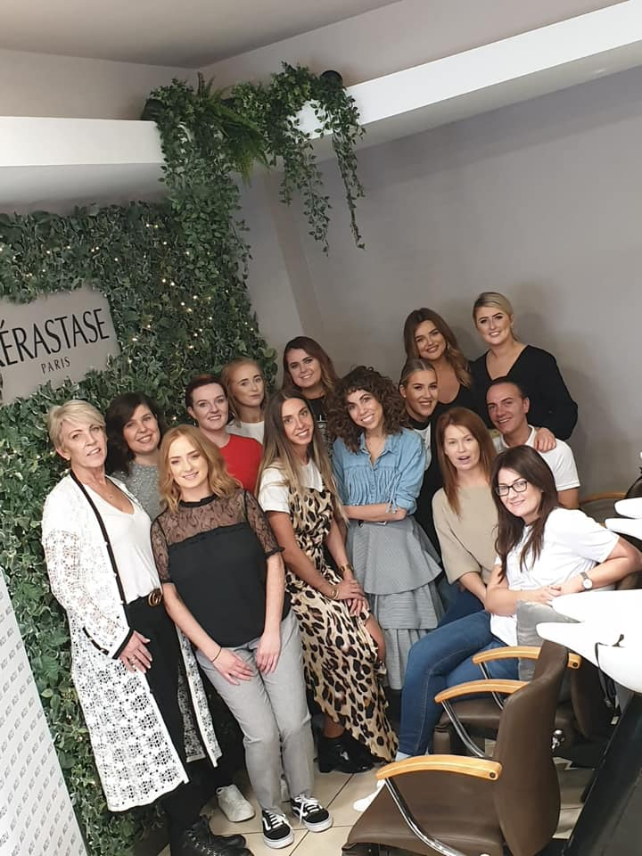 Shivvey – Creative Director from Rose & Wild Salon London Visits Mizu